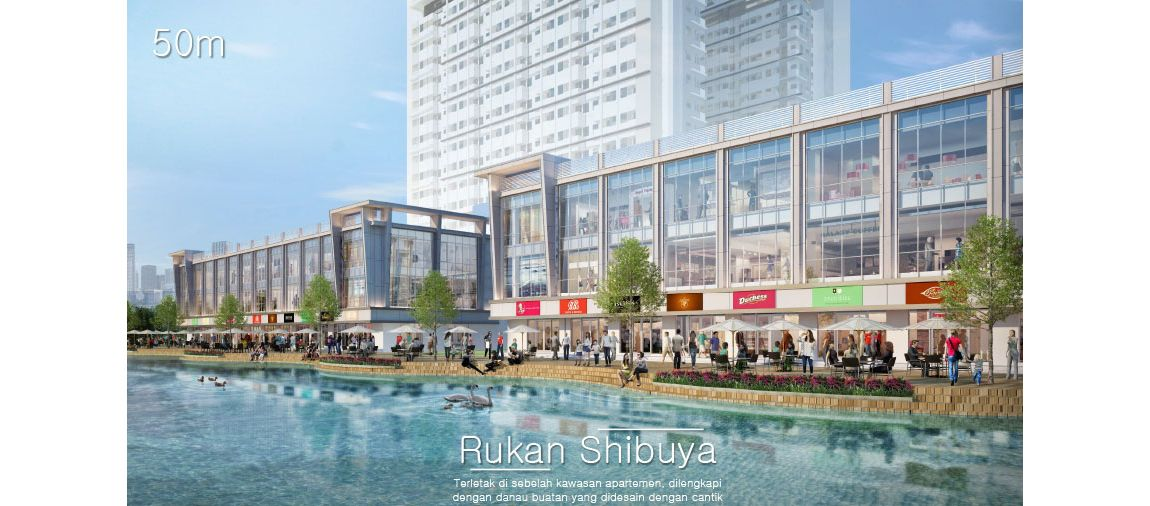 Residensial PIK 2 - Tokyo Riverside di Jakarta Utara