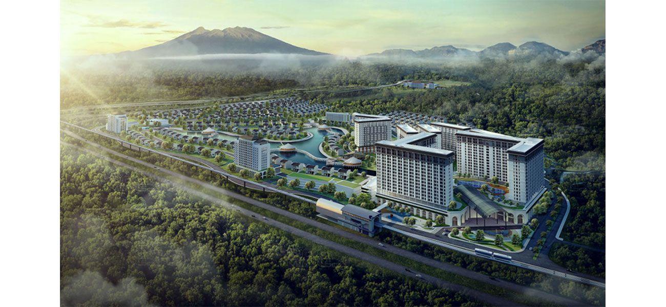 Residensial Danau Bogor Raya di Bogor