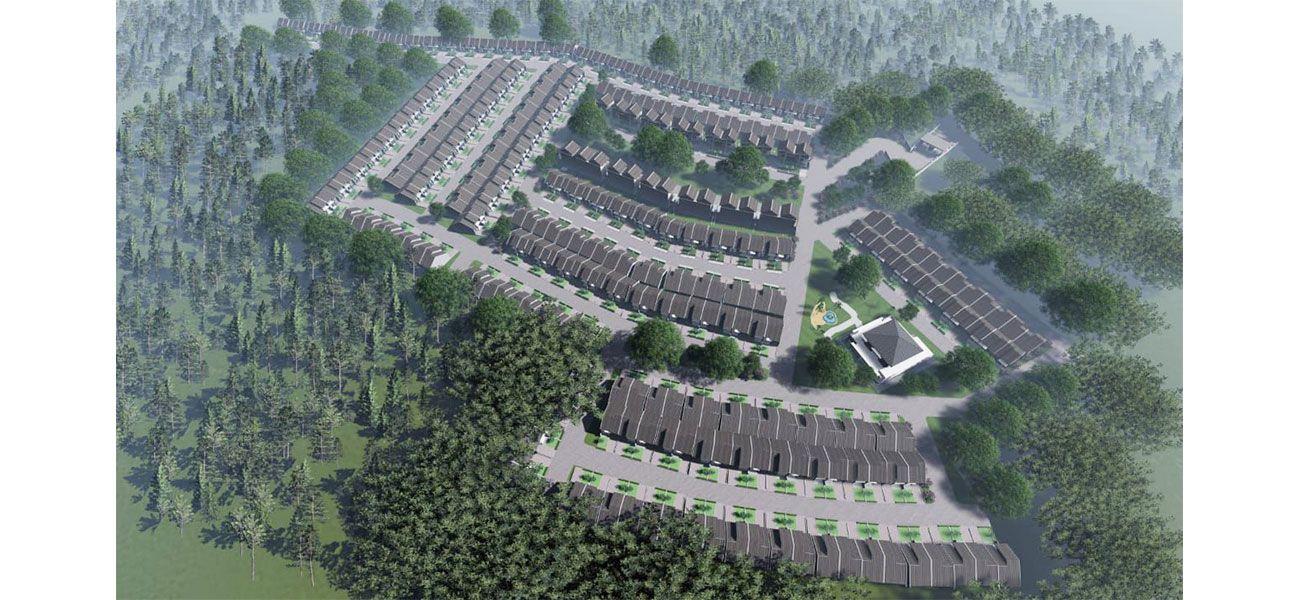 Residensial Mekarsari Eco Living di Bandung