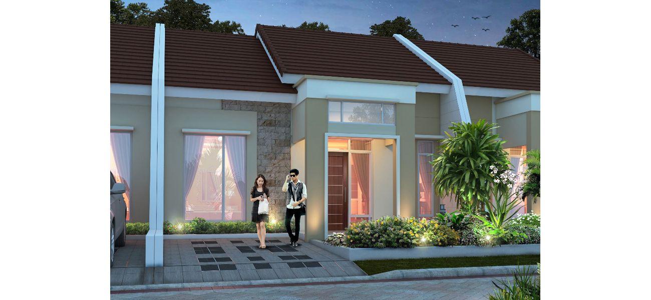 Residensial District M di Manado