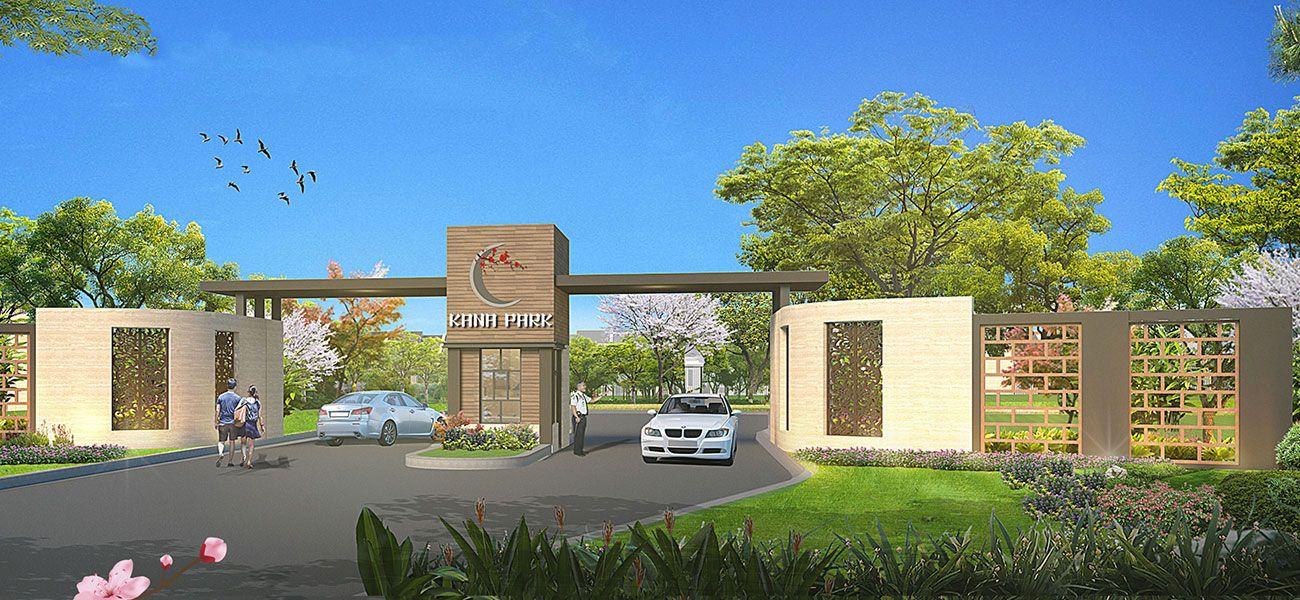 Residensial Kana Park di Tangerang