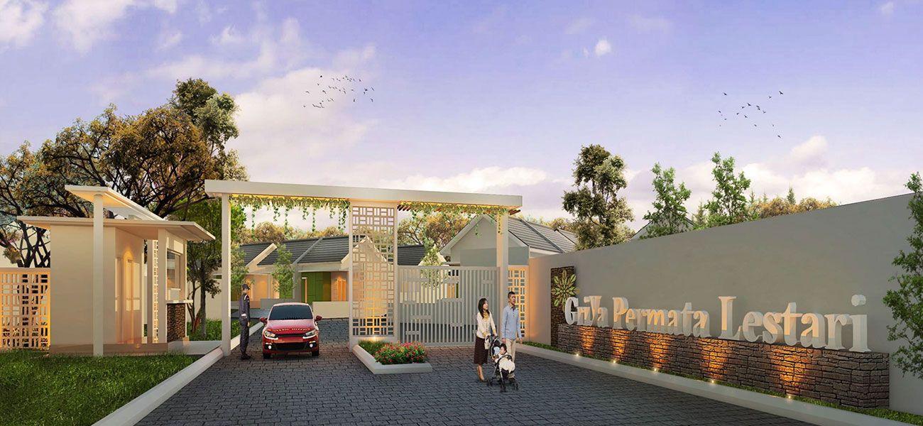 Residensial Griya Permata Lestari di Makassar