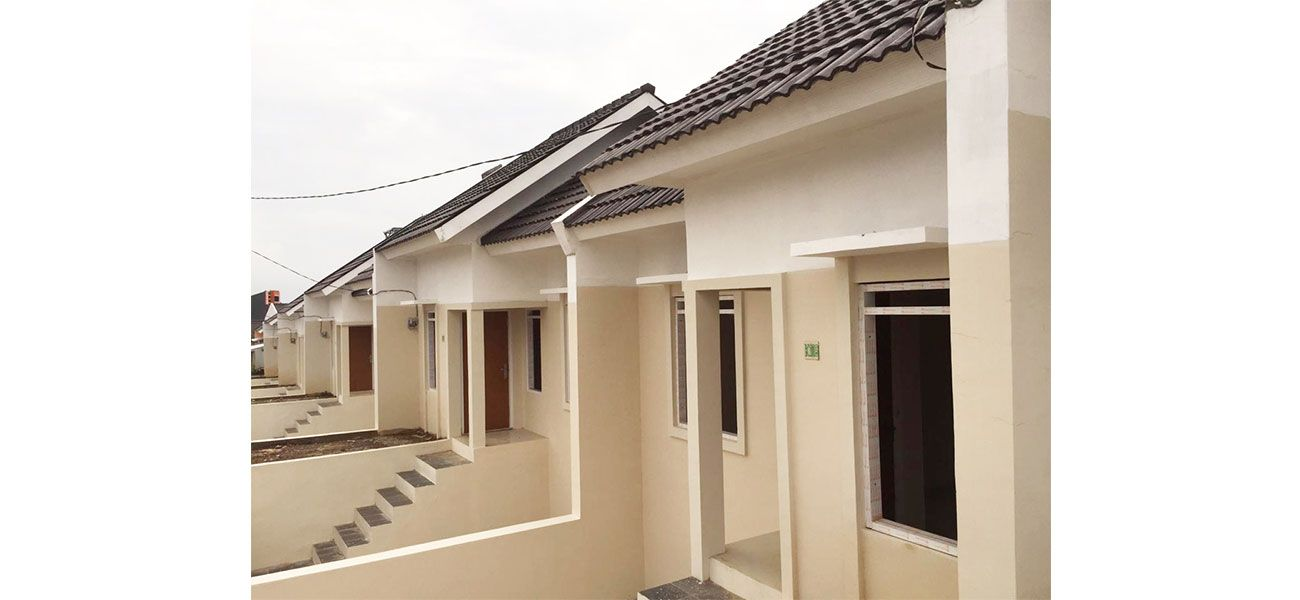 Residensial Pasir Jati Indah Tipe 46 di Bandung