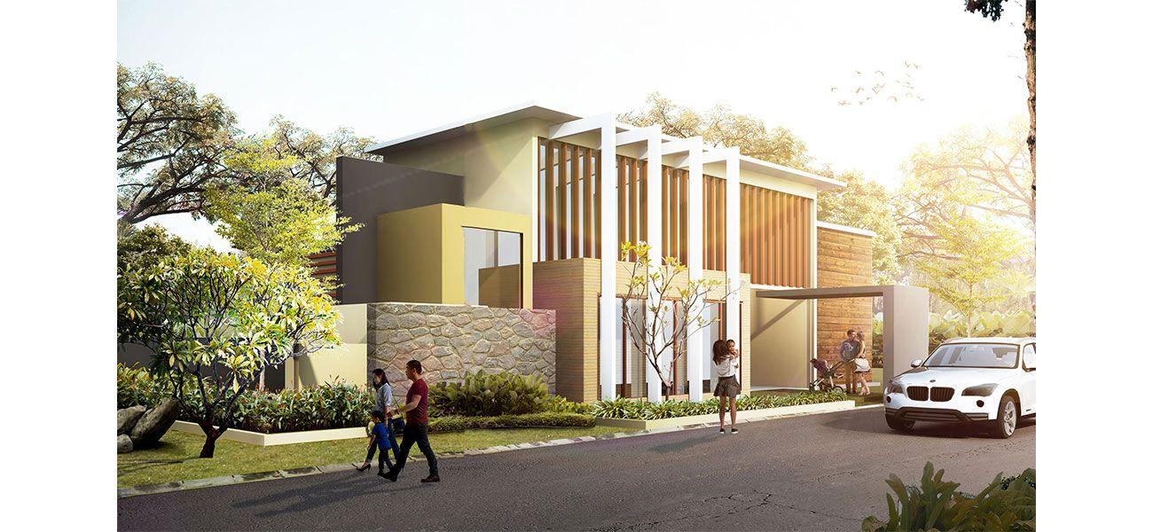 Residensial Bali Resort Bogor di Bogor