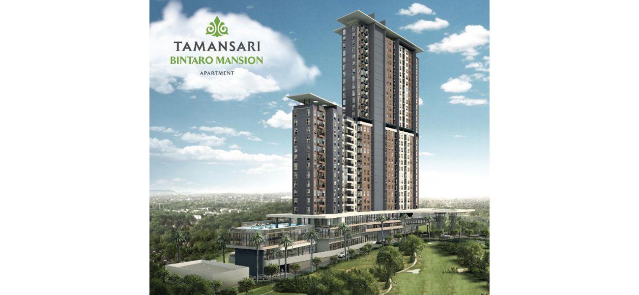 Residensial Tamansari Bintaro Mansion di Tangerang Selatan