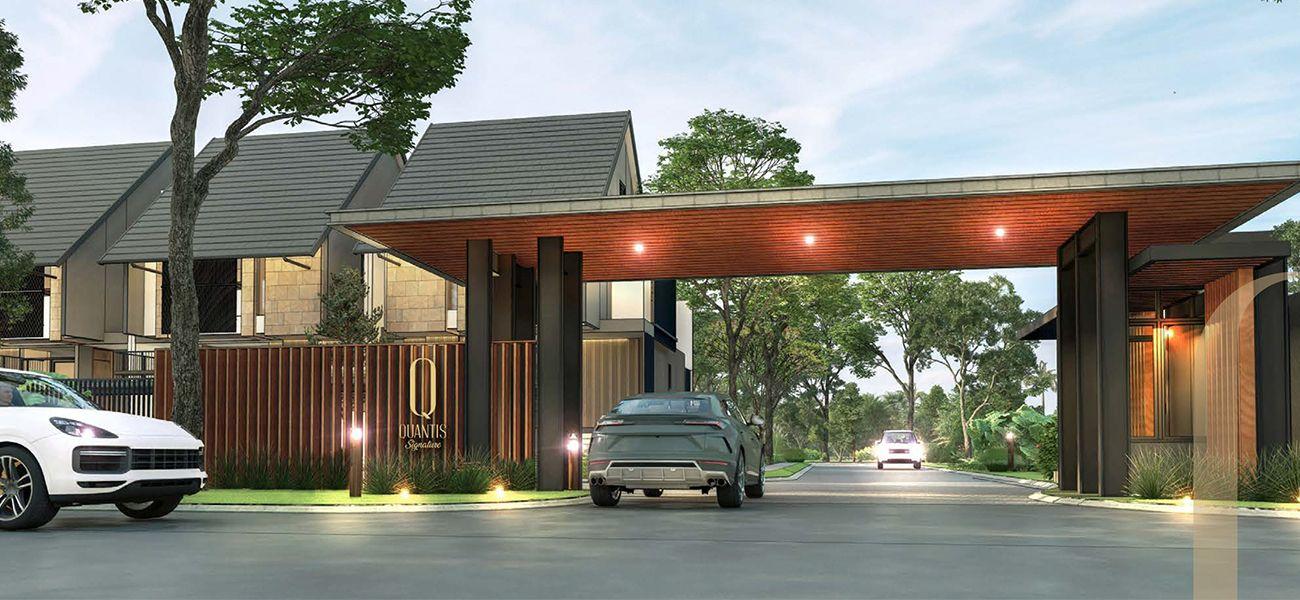 Residensial BSD City - Quantis Signature di Tangerang