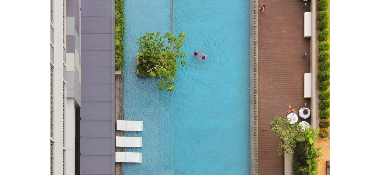 Residensial & Komersial SOHO Pancoran di Jakarta Selatan