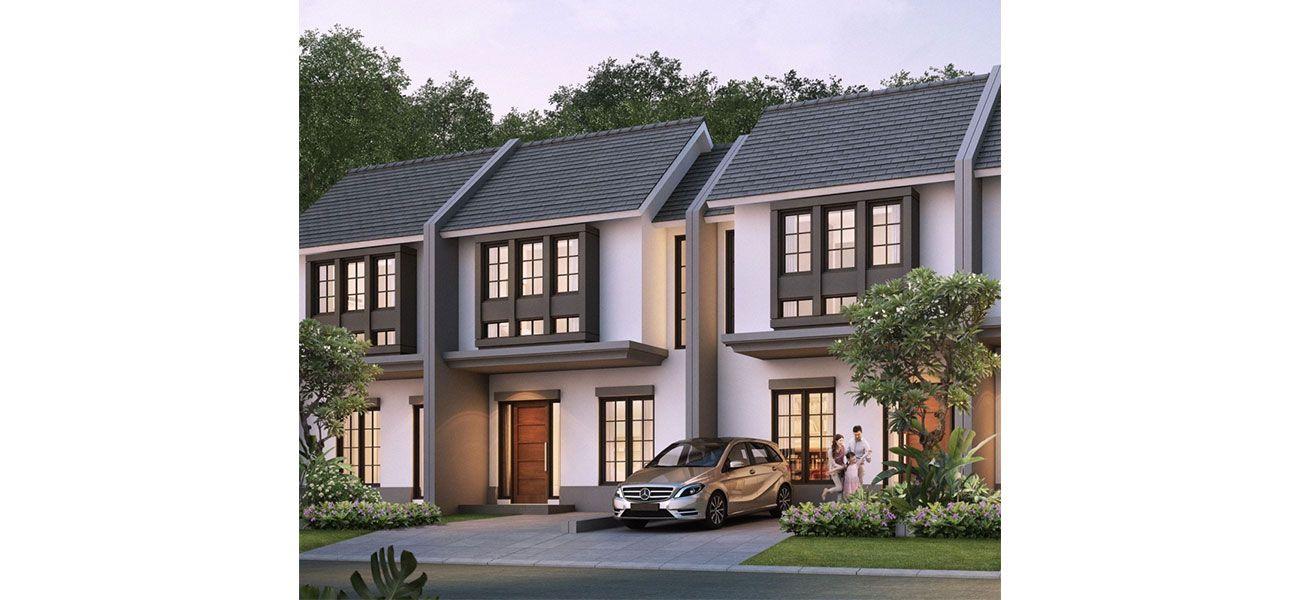 Residensial Citraland Cibubur Tipe Monterrey 1  di Bogor