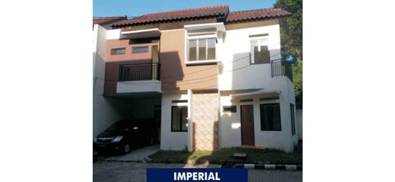 Residensial D'Crown Tipe Imperial di Tangerang Selatan