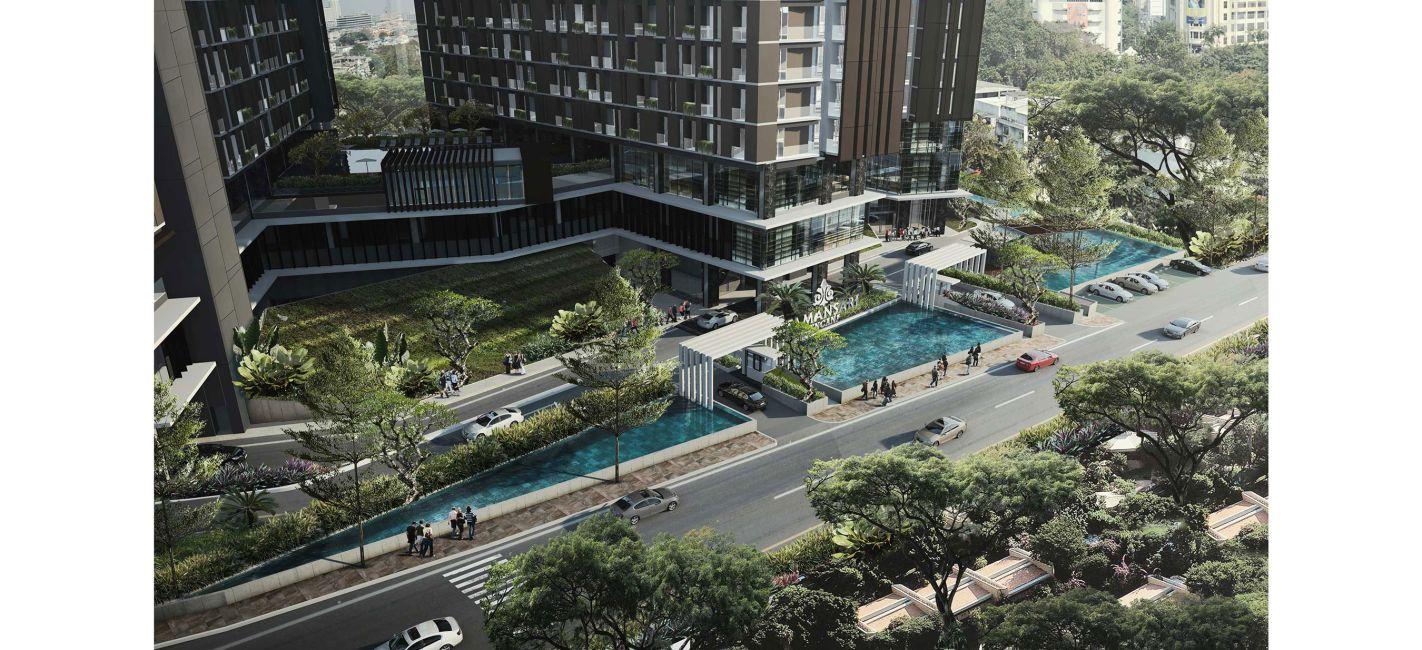 Residensial Tamansari Kencana di Bandung