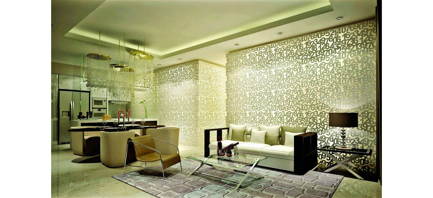 Residensial Royal Suite Tower – St. Moritz di Jakarta Barat