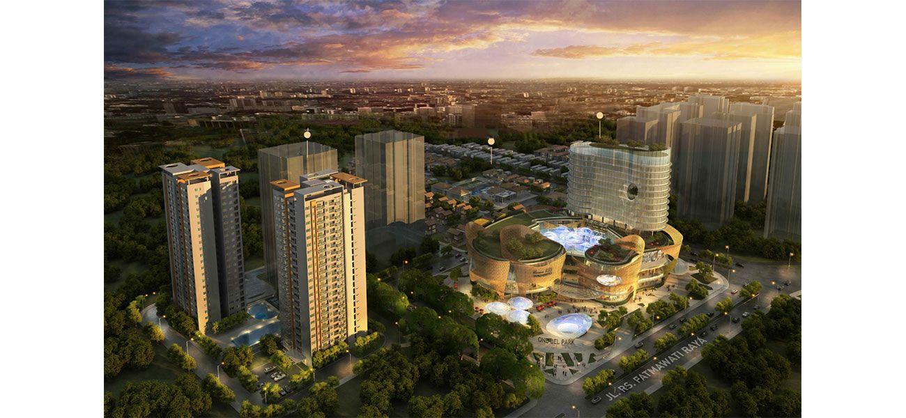 Residensial Megatown Fatmawati di Jakarta Selatan