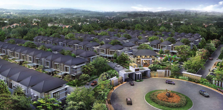 Residensial Cluster BTARI at Summarecon Bandung di Bandung