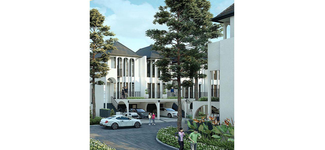 Residensial BSD City – Aether 2 di Tangerang
