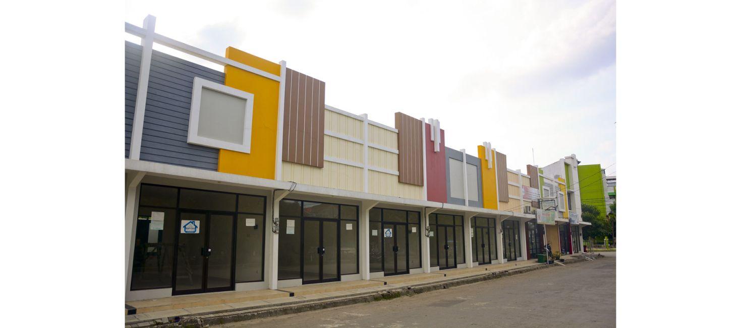 Residensial & Komersial Galuh Mas Karawang di Karawang