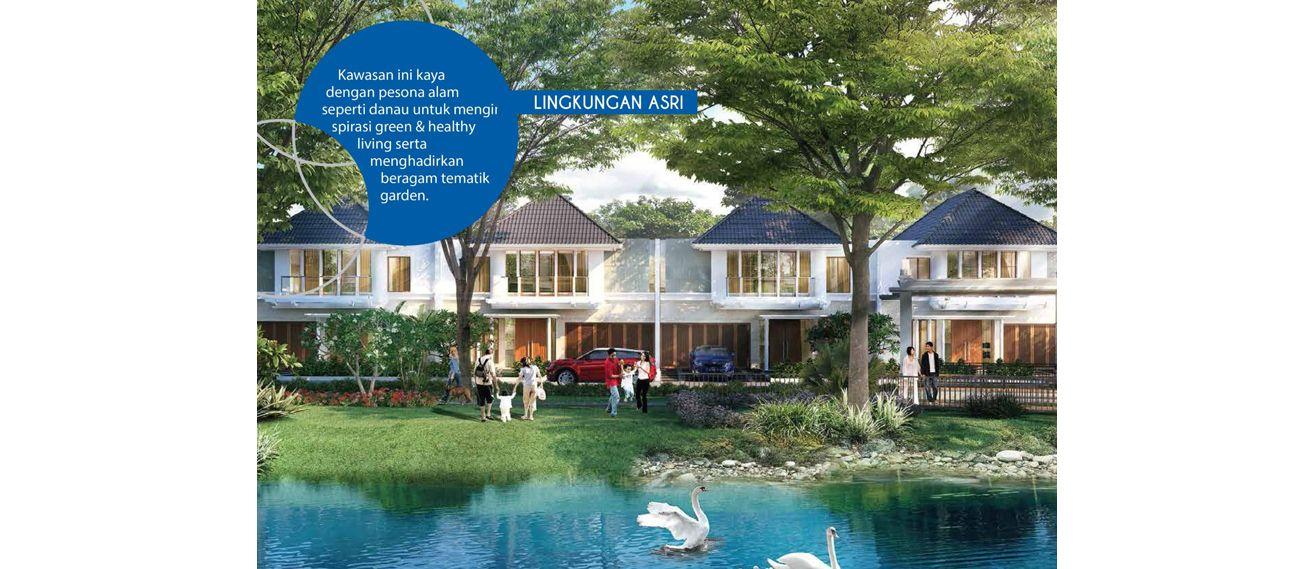Residensial Citraland Cibubur Tipe Caryota 1 di Bogor