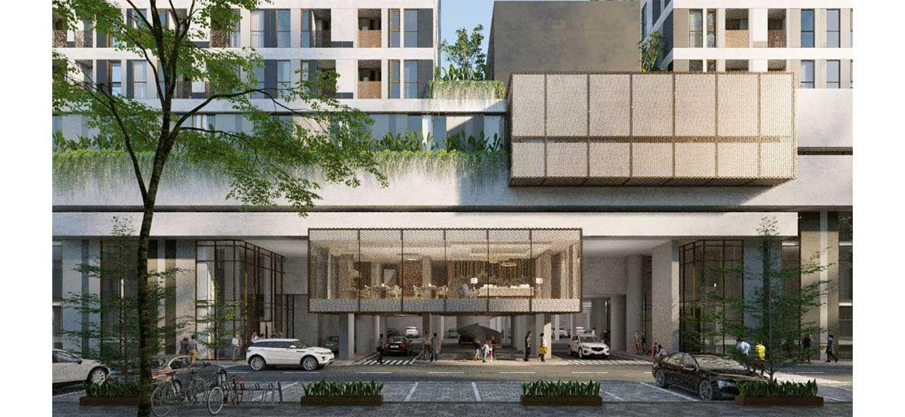 Residensial Vasanta Innopark Tower Chihana di Bekasi