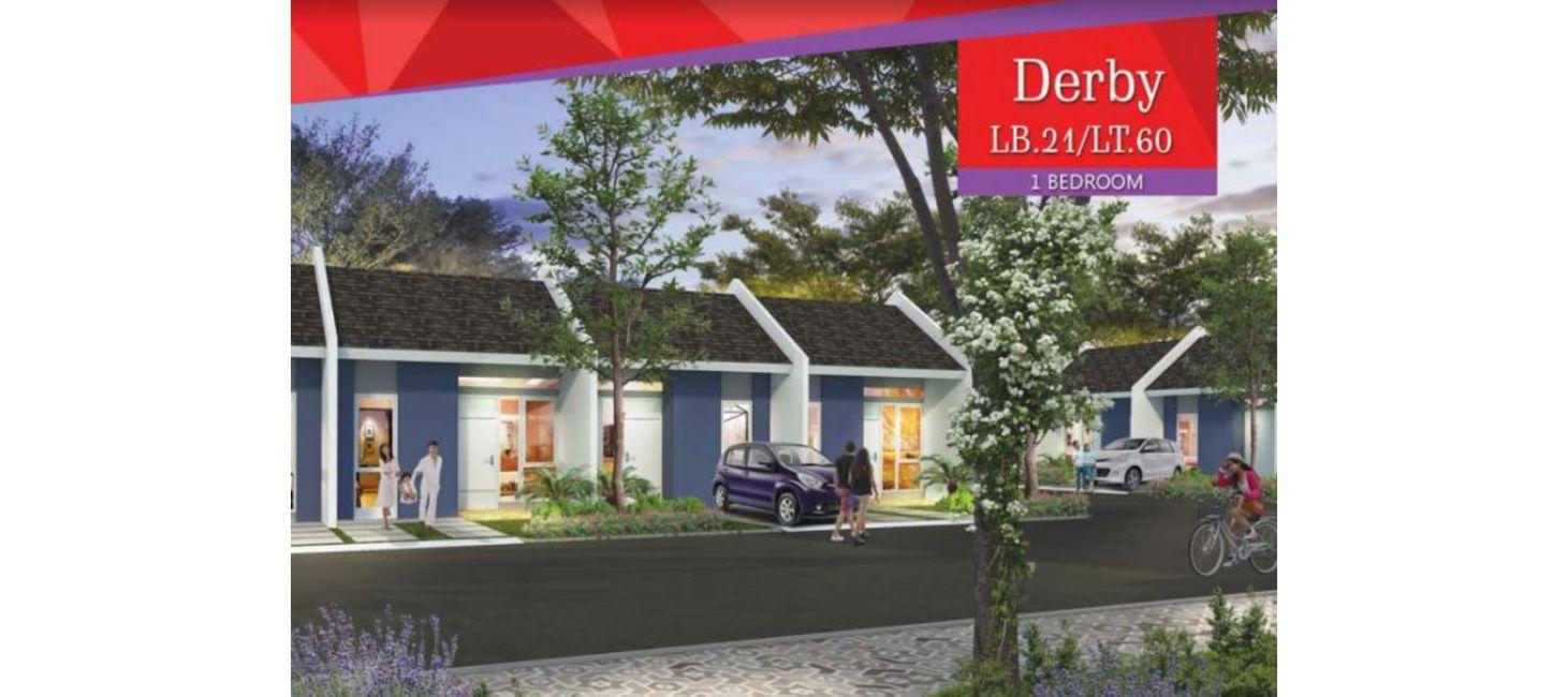 Residensial Mutiara Gading City di Bekasi