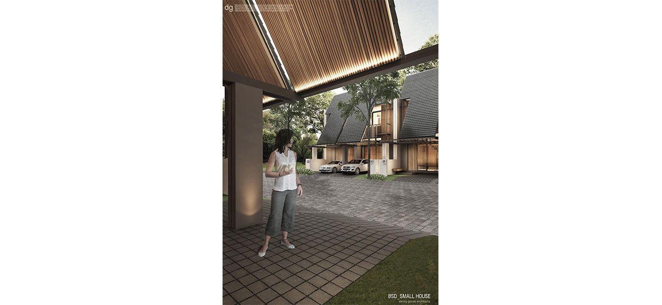 Residensial BSD City – Fleekhauz Tipe 45/48 di Tangerang