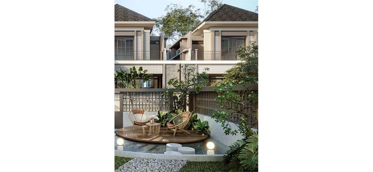 Residensial & Komersial Podomoro Park Bandung Cluster Brahmapuri Tipe 8 di Bandung