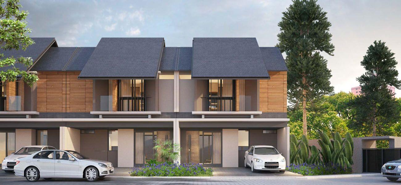 Residensial & Komersial Naira Residence di Tangerang Selatan