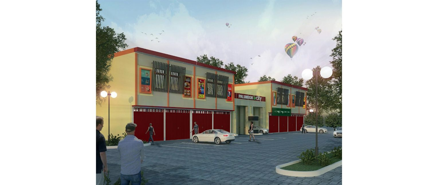 Residensial Palumbon City di Karawang
