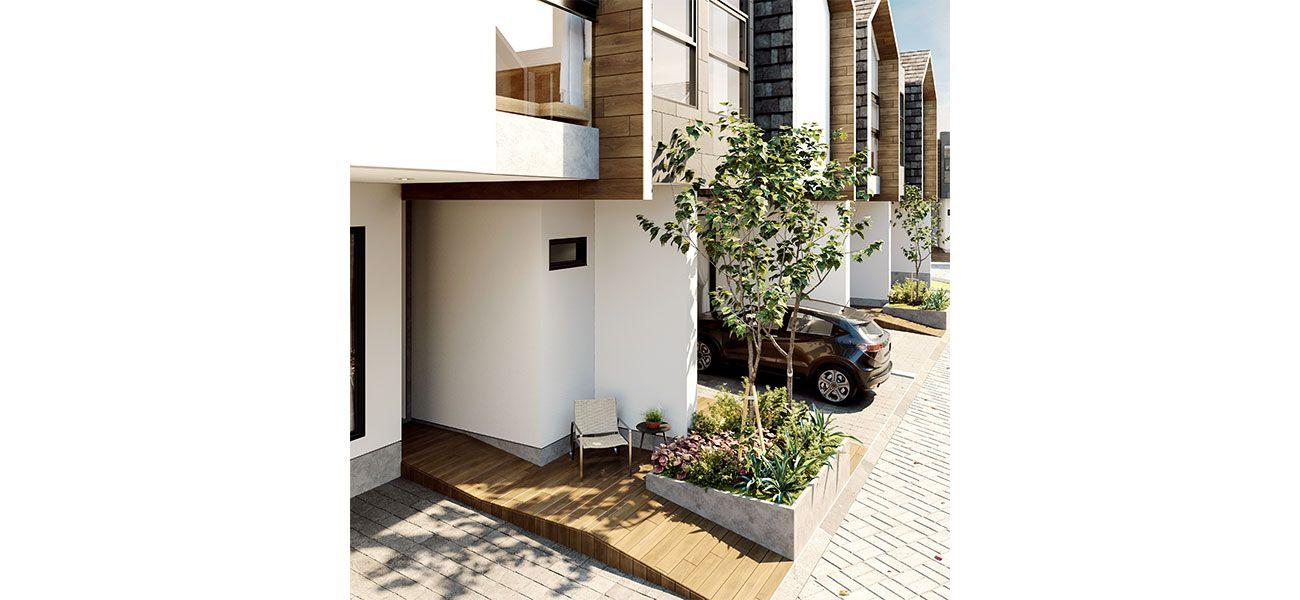 Residensial Somerhill House di Tangerang Selatan