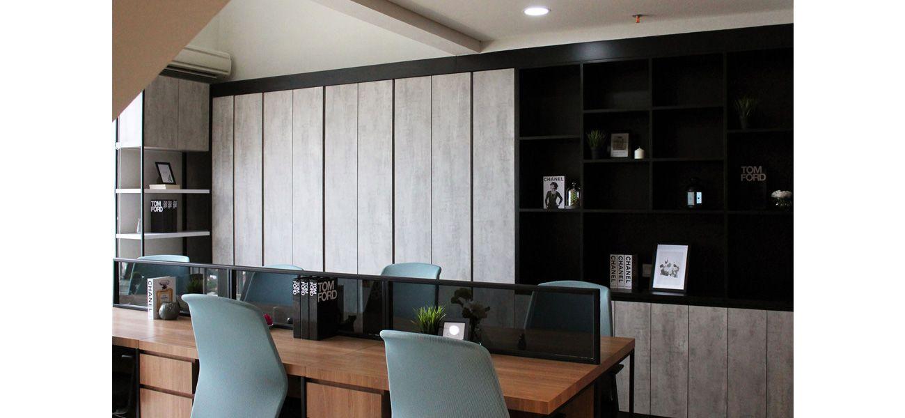 Residensial & Komersial Tipe Newport – Soho Pancoran di Jakarta Selatan