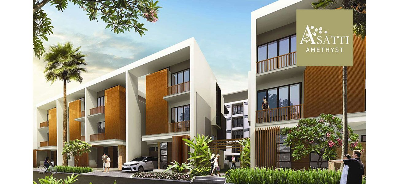Residensial BSD City – Vanya Park di Tangerang