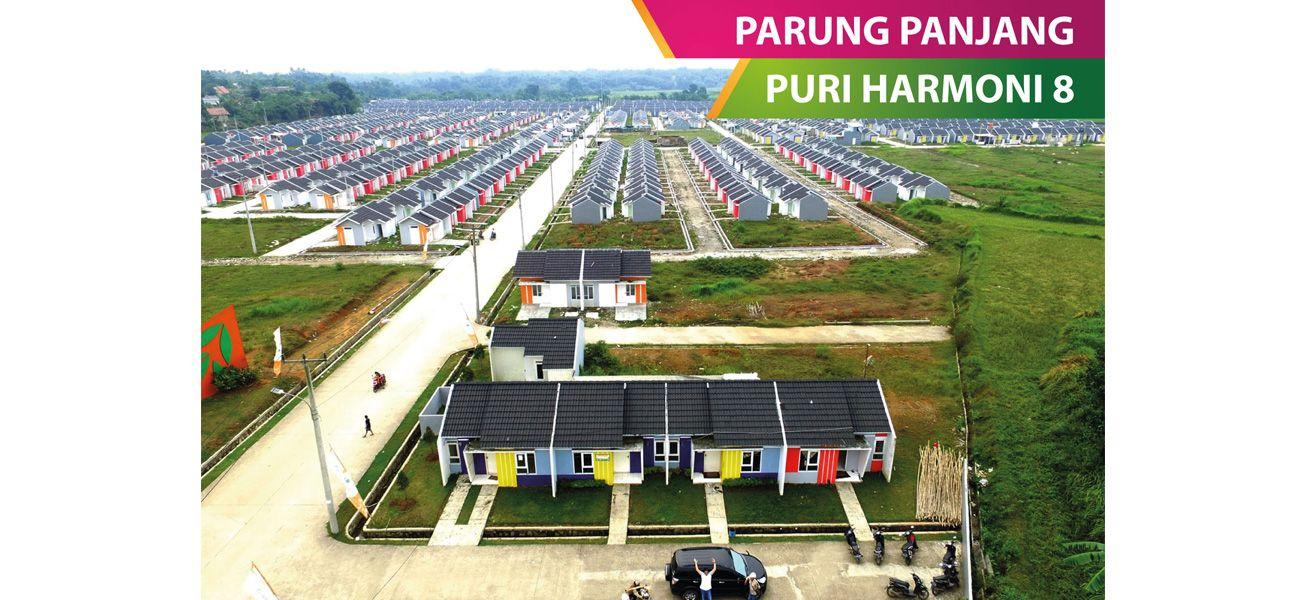 Residensial Puri Harmoni 8 di Bogor