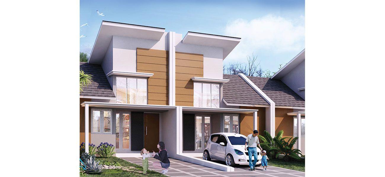 Residensial Sentraland Boulevard Tipe 39  di Bogor