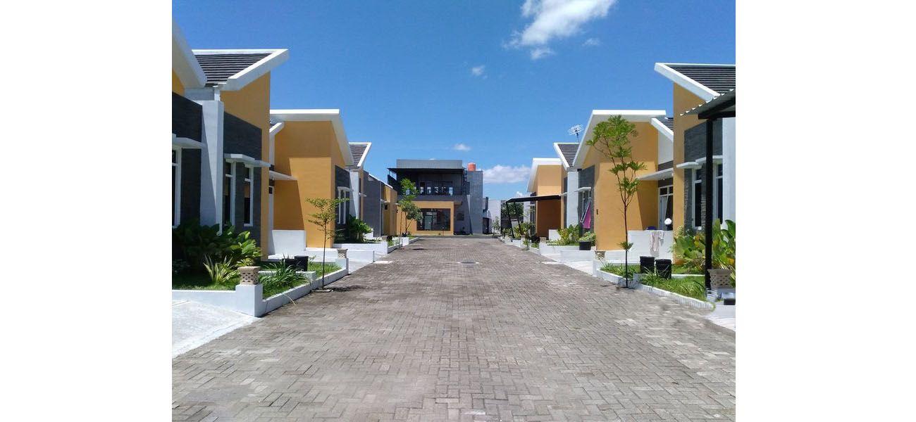 Residensial Citra Buana Residence di Karanganyar