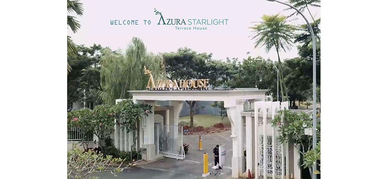 Residensial BSD City - Azura Starlight di Tangerang