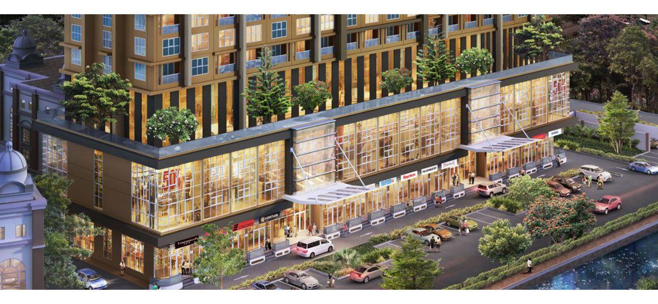 Residensial & Komersial Maqna Residence di Jakarta Barat