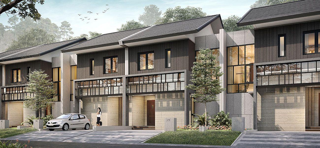 Residensial Alam Sutera di Tangerang Selatan