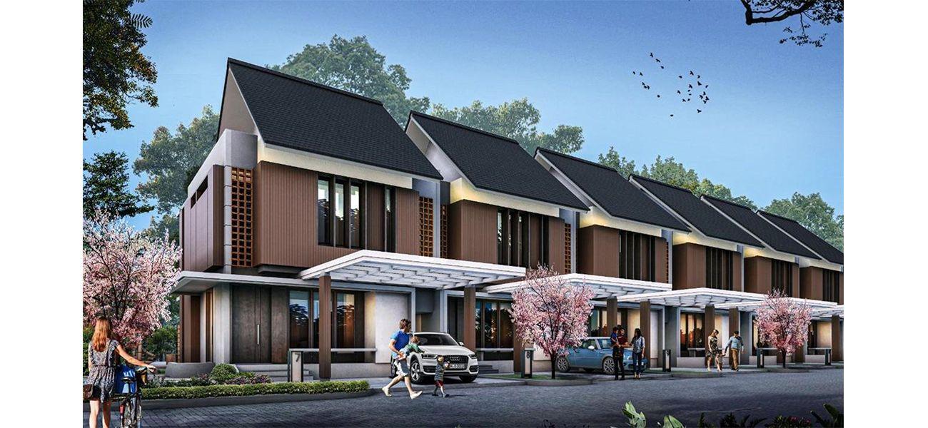 Residensial Go-Home Residence di Tangerang