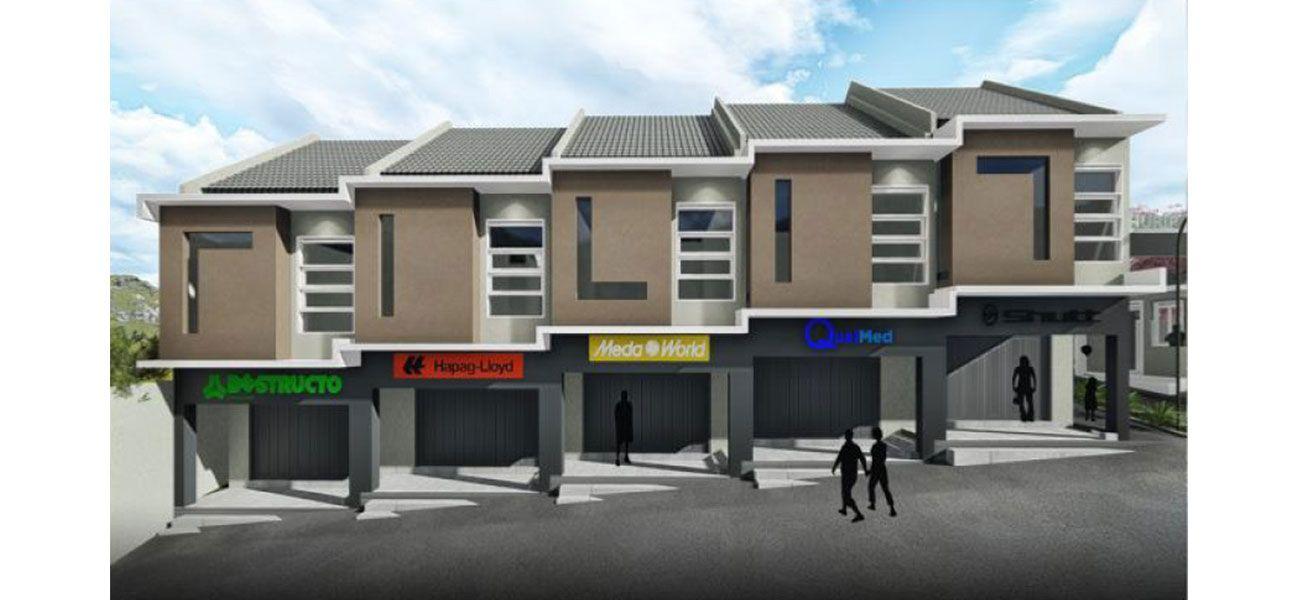 Residensial & Komersial Margahurip Banjaran di Bandung