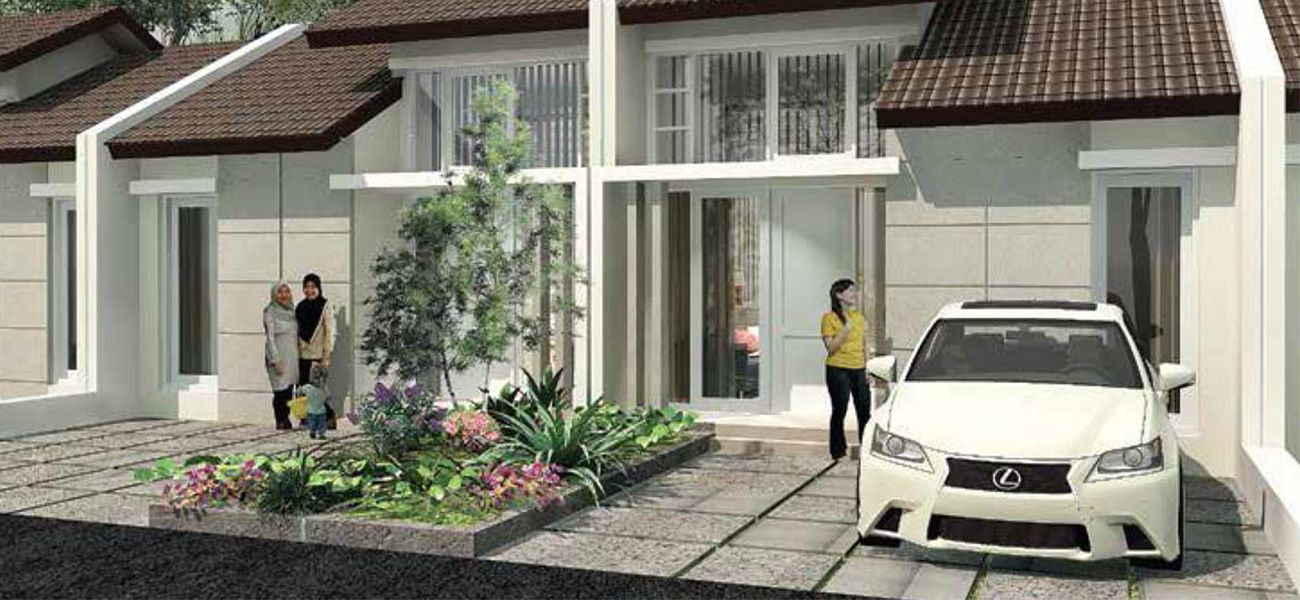Residensial & Komersial Jade Park 2 di Bogor