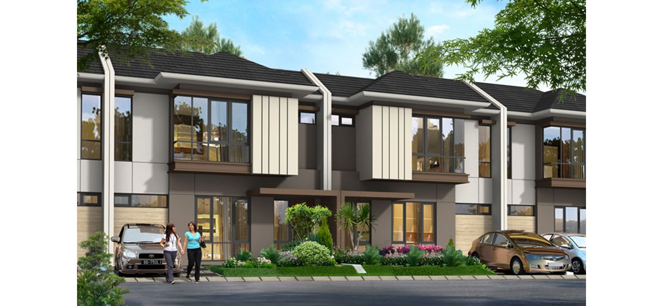 Residensial New Visalia at Kota Wisata Cibubur Tipe 70 di Bogor