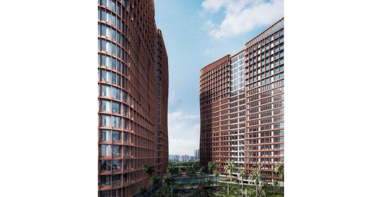 Residensial South Quarter Residence Tipe Dual Key di Jakarta Selatan