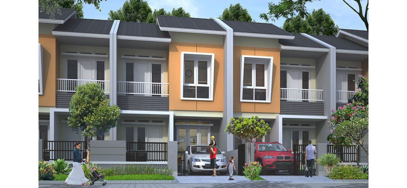 Residensial Grand Nusa Indah Tipe Azalea di Bogor