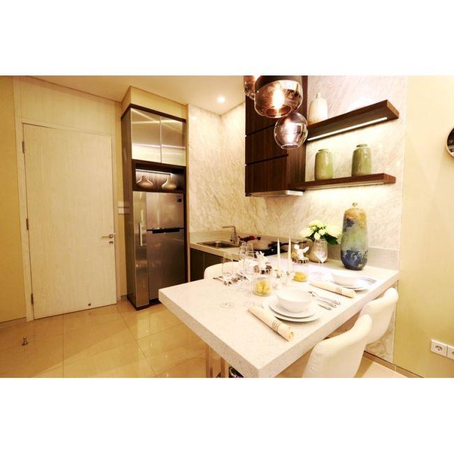 Residensial Synthesis Residence Kemang Tipe 1 Bedroom di Jakarta Selatan