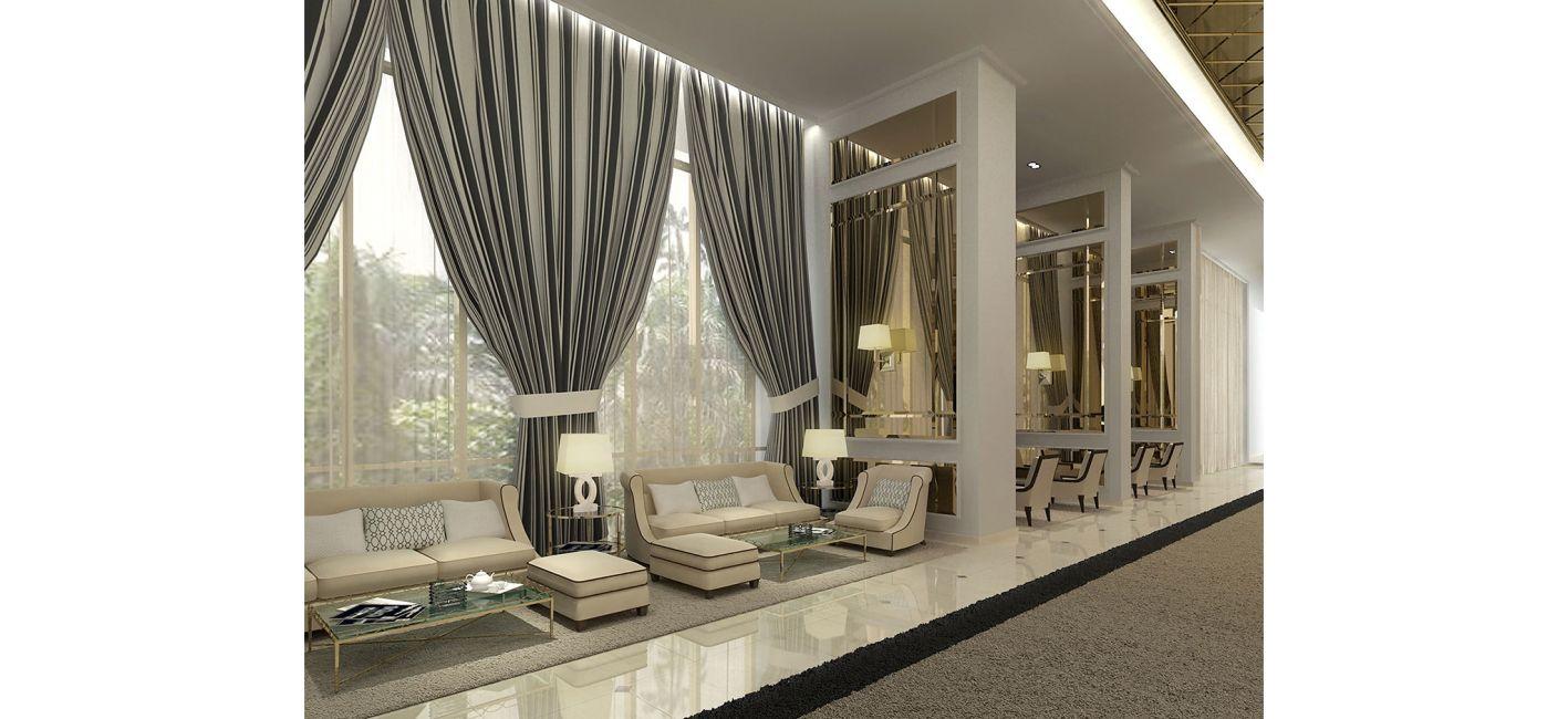Residensial Presidential Suite Tower – St. Moritz di Jakarta Barat