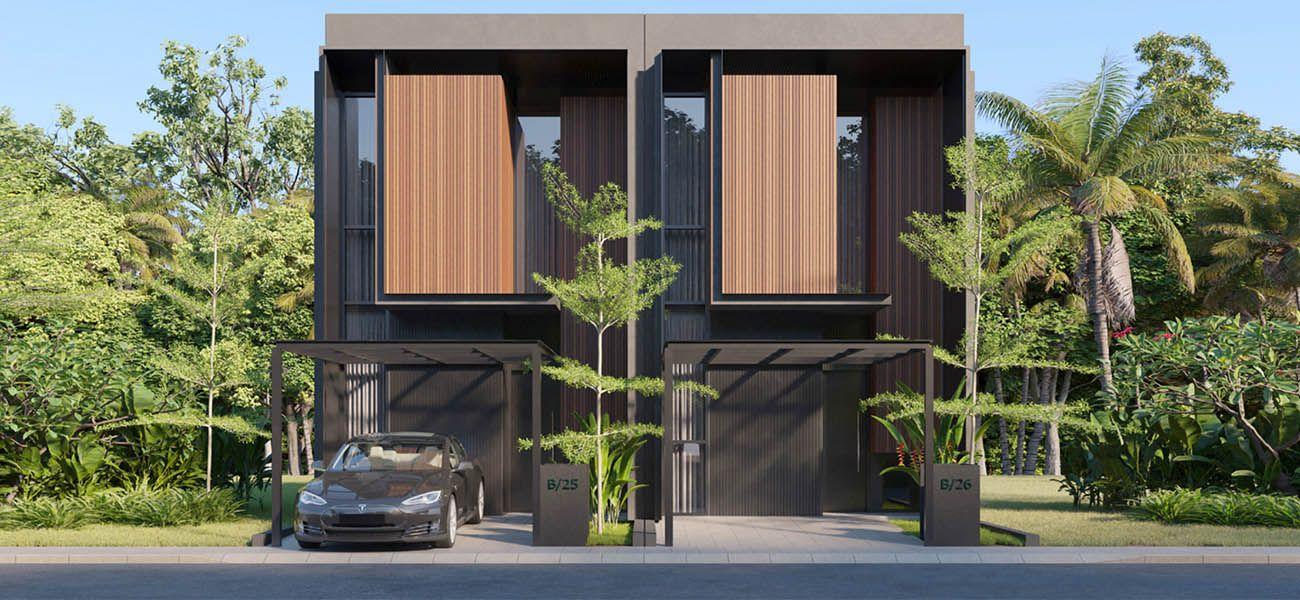 Residensial The Hills Pondok Cabe di Tangerang Selatan