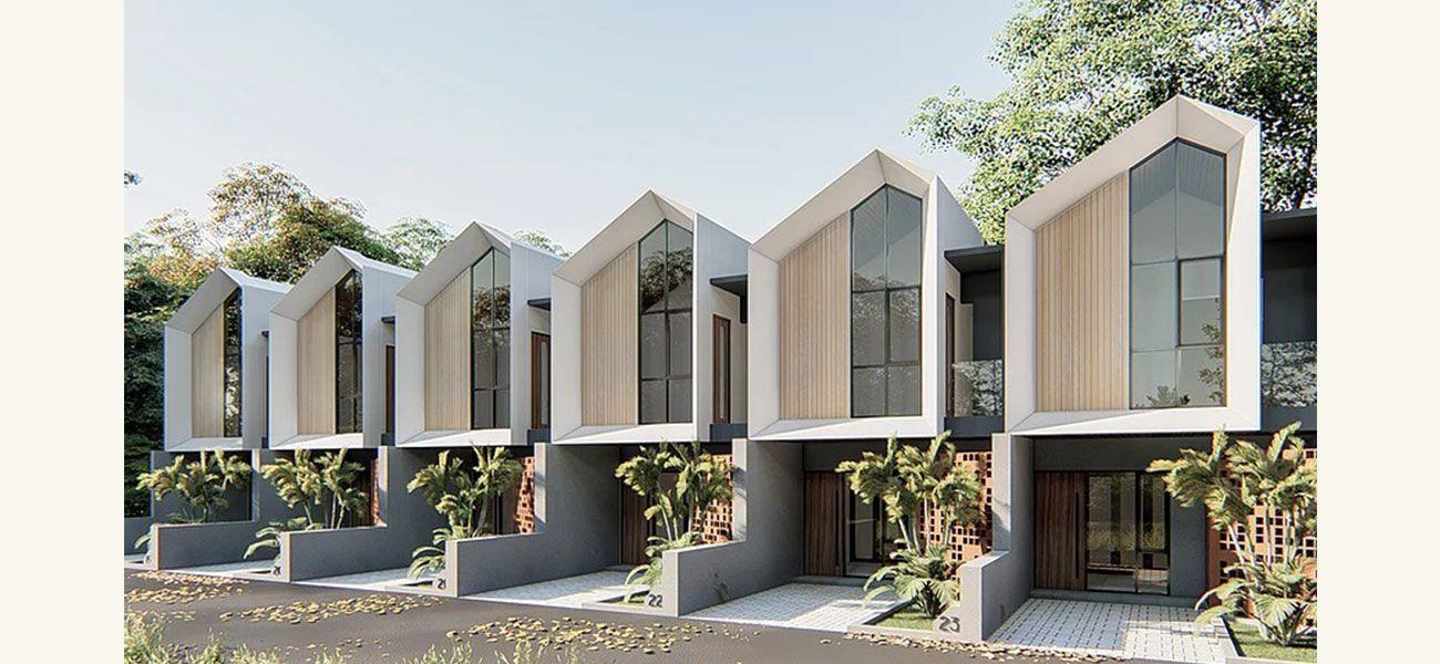Residensial Britania Hills Pamulang Tipe Shaqila  di Tangerang Selatan