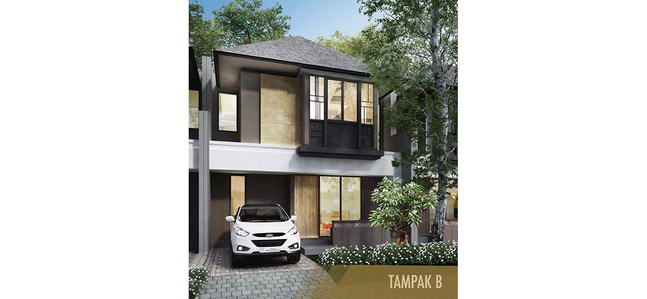 Residensial & Komersial PROMO BSD CITY: Move-In Quickly di Tangerang