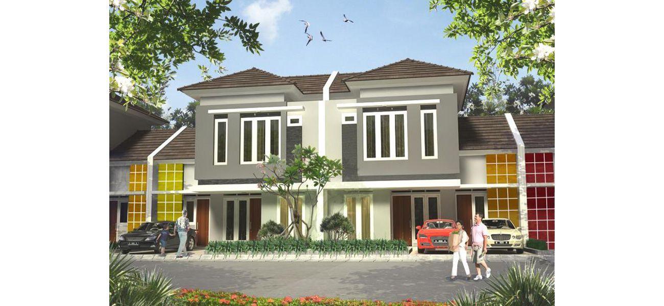 Residensial Kebun Raya Residence Tipe Tamarind di Bogor