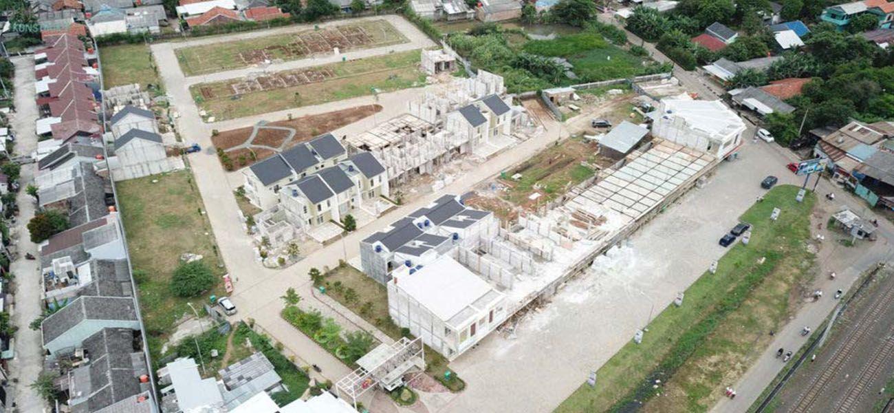 Residensial Sinar Gading Residence di Bekasi