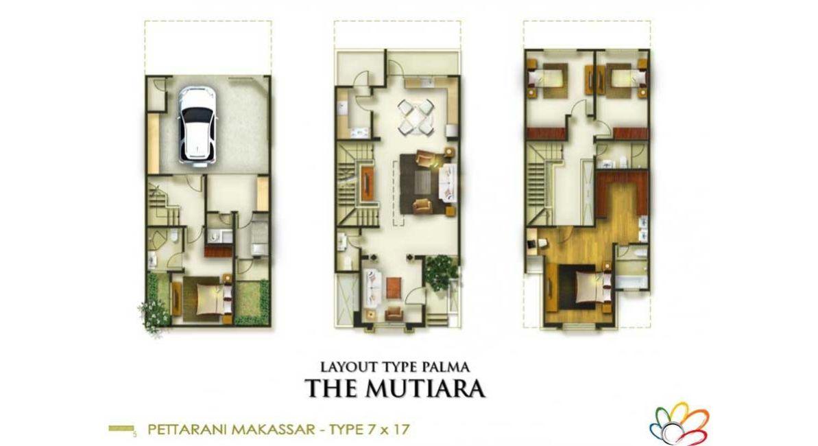 The Mutiara Tipe Palma