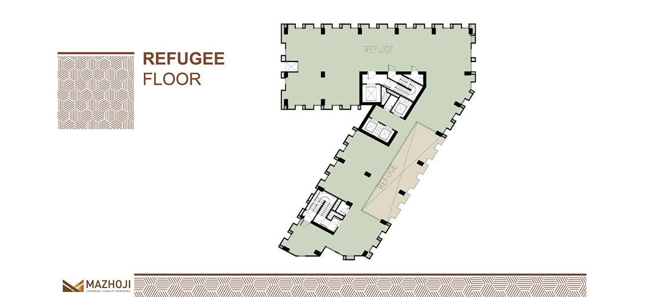 Residensial Mazhoji Apartment di Depok